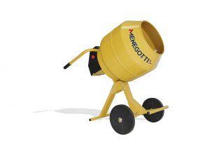 Wheelbarrol Concrete Mixer 130l