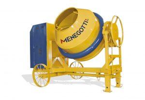Betoneira Profissional Mecânica sem Carregador 600 litros