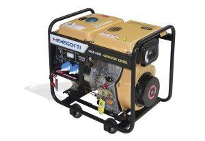 Diesel Power Generator MGR 6500