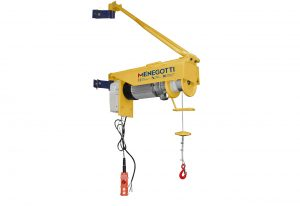 Adjustable Column Hoist 200 kg