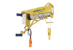 Adjustable Column Hoist 400 kg