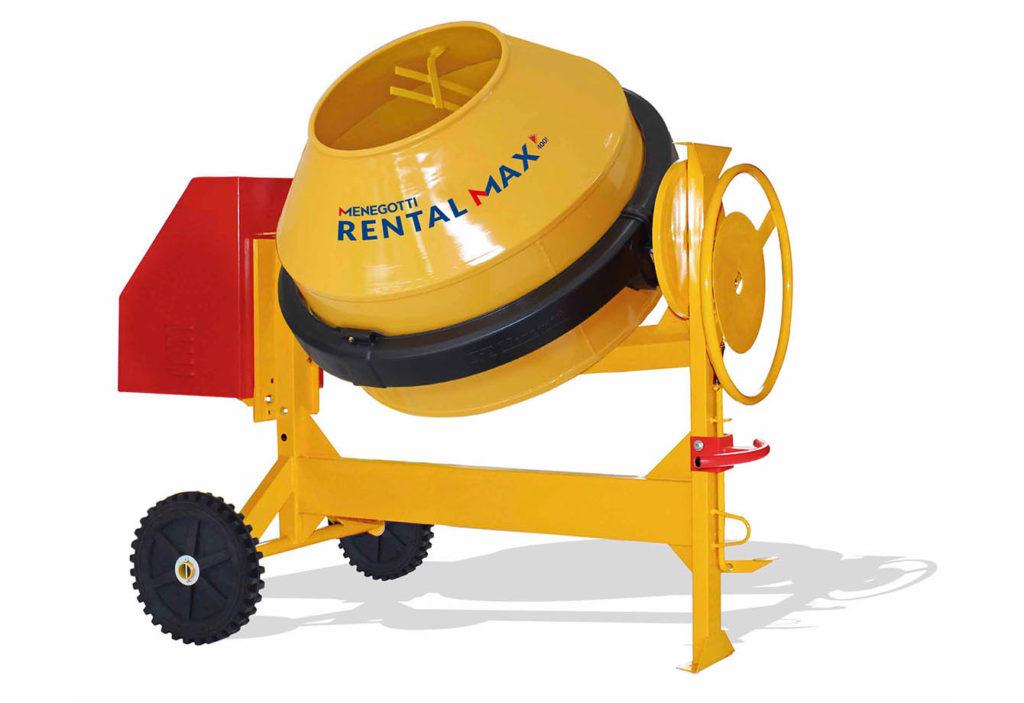 Betoneira Rental Max 400 litros