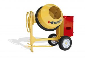 Concrete Mixer Rental 250l