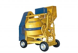 Mechanical with Skip Professional Concrete Mixer 600l