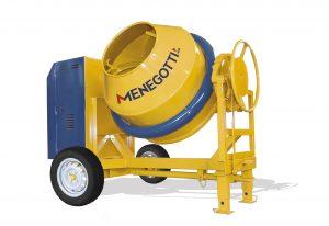 Mechanical without Skip Professional Concrete Mixer 600l