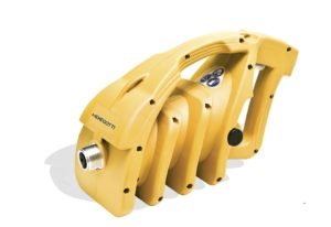 Vibrador de Alta Rotação Dupla Isolação MVA